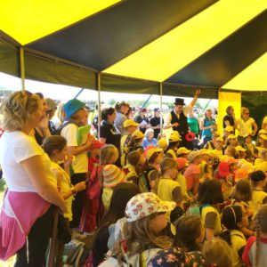 Big Top days in schools
