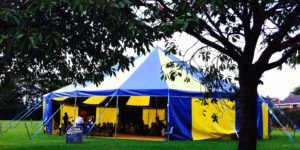 Circus and alternative tent hire for weddings and events